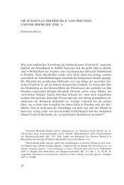 Die Schatulle Friedrichs II. von Preußen und die - Staatliches Institut ...