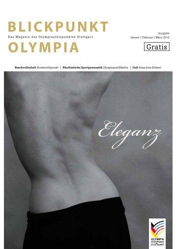 BLICKPUNKT OLYMPIA - OSP Stuttgart