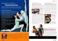Tanzträume - Planet Bizarre