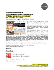 TRÖDEL- & KINDERSACHENMARKT - D-Artists