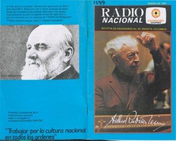 sistema fm - Biblioteca Nacional
