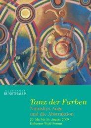Tanz der Farben - Hamburger Kunsthalle