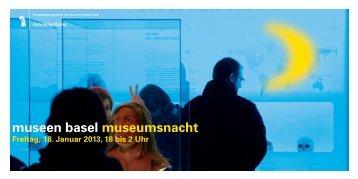 PDF 3051 KB - Basler Museumsnacht