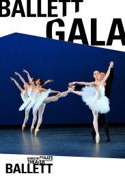 BALLETT GALA - Badisches Staatstheater - Karlsruhe