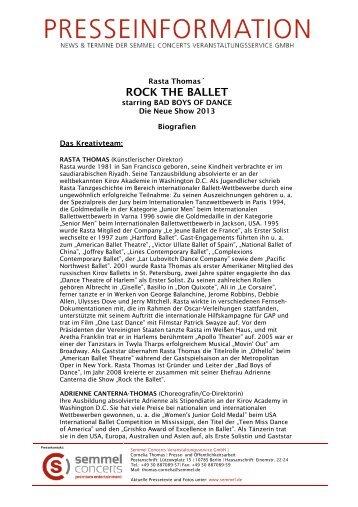 rock the ballet. Black Bedroom Furniture Sets. Home Design Ideas