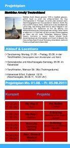 STP 2011 INTERNET - TanzKreation Erfurt - Page 3
