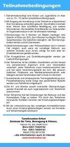 STP 2011 INTERNET - TanzKreation Erfurt - Page 5