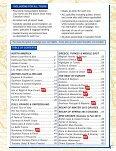 TenTATive iTinerArY FOr AlASKA cruiSe - Senior Tours Canada - Page 3