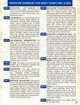 TenTATive iTinerArY FOr AlASKA cruiSe - Senior Tours Canada - Page 5