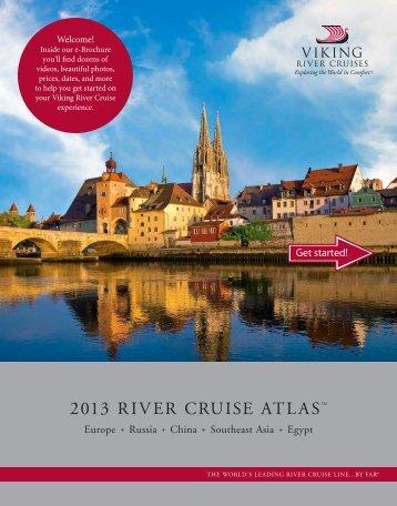 2013 RIVER CRUISE ATLAS™