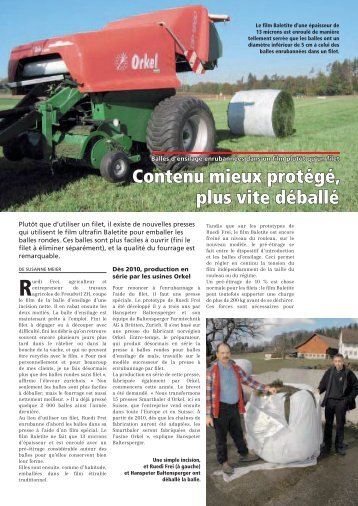 lire l'article complet - Film - Film Wrapping