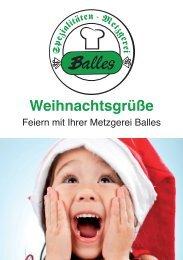 Weihnachtsgrüße - Mannheim - Seckenheim