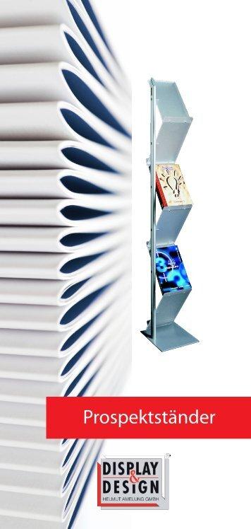 Prospektstaender - Display & Design Helmut Amelung GmbH
