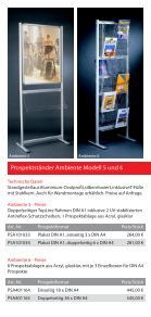 Prospektstaender - Display & Design Helmut Amelung GmbH - Page 5