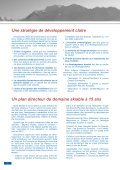 Rapport annuel 2009 - Verbier - Page 6