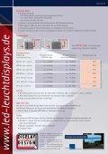 LED Flat-Light www.led-leuchtdisplays.de - Display & Design ... - Page 2
