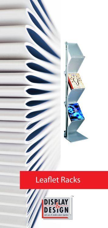Leaflet Racks - Display & Design Helmut Amelung GmbH