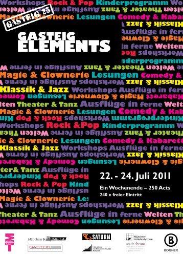 ELEMENTS - Gasteig