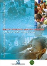 Healthy Thailand - Mahidol Migration Center