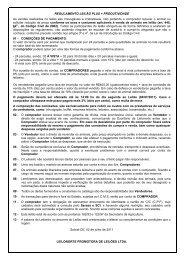 regulamento leilão plus + produtividade - Leilonorte.com.br