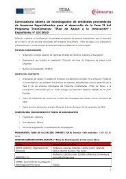 Primera mesa de homologación 14/01/2011 - Cámaras