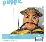 silvester im puppentheater - Puppentheater Magdeburg