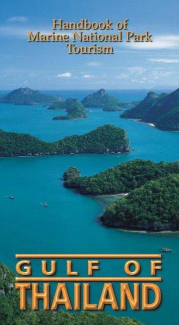Handbook of Marine National Park Tourism, Gulf of Thailand