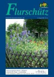 Ausgabe 212 vom 14.08.2010 - Gemeinde Morsbach
