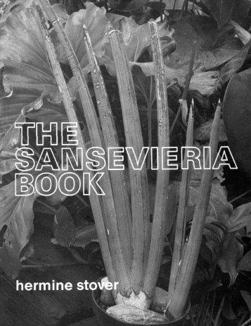 sansevieria book - Free
