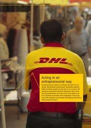 Consolidated Financial Statements - Deutsche Post DHL