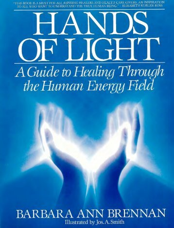 Hands of Light – Guide to Healing - Soul Circles