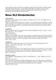Neue SommerLeseClub-Bücher 2012 (pdf-Dokument)