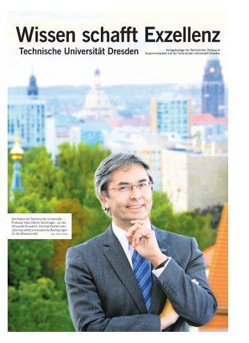 Wissen schafft Exzellenz - Dresden International University