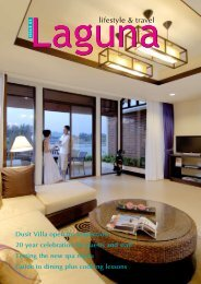 Residence Ad - Laguna Phuket