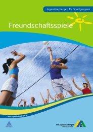 Freundschaftsspiele - DJH Sachsen-Anhalt