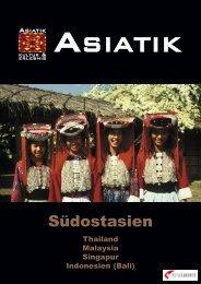 Südostasien Katalog 2009.qxd - Asiatik