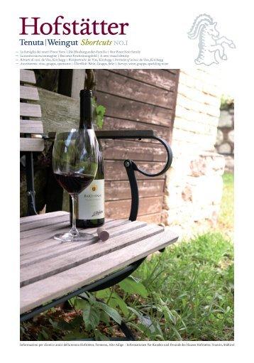 Tenuta | Weingut Shortcuts no.1 - Tramin
