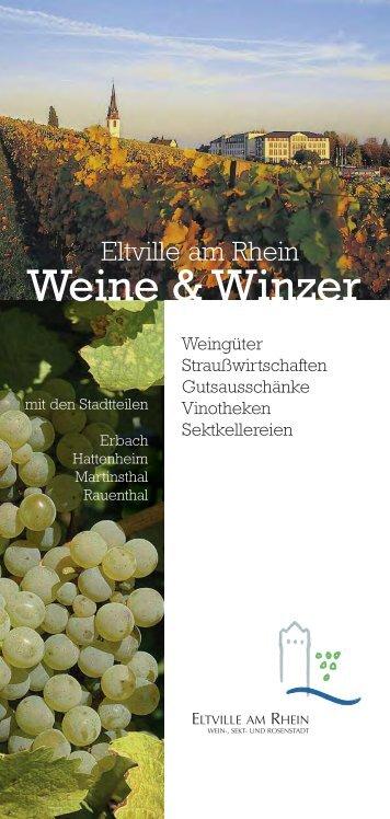 Weine & Winzer - Eltville