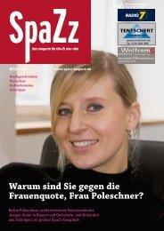 Warum sind Sie gegen die Frauenquote, Frau ... - KSM Verlag