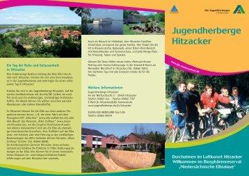 Jugendherberge Hitzacker - Jugendherbergen in Niedersachsen