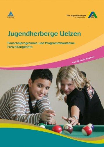 Jugendherberge Uelzen - Jugendherbergen in Niedersachsen
