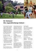 Jugendherberge Uelzen - Jugendherbergen in Niedersachsen - Seite 5