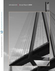 Jahresbericht Annual Report 2005 - DRSC