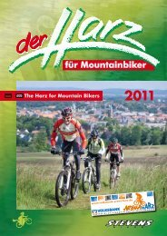 Mountain bikers welcome! - DJH Sachsen-Anhalt