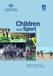 References - Australian Sports Commission