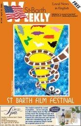 Weekly n°149 - St Barths Online