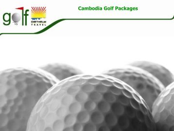 Golf Tips - Diethelm Travel Asia