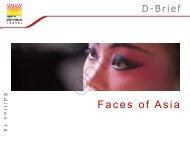 D-Brief Edition 14_ Faces of Asia.pdf - Diethelm Travel Asia