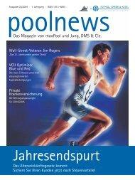 poolnews-titel 03-2004.qxd - Jung, DMS & Cie.