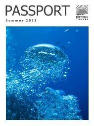 Summer 2012 - Diethelm Travel Asia